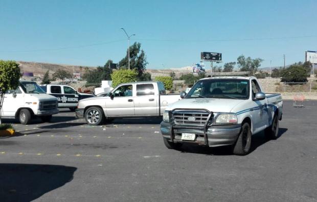 Foto: Cortesía/ Homicidio en estacionamiento de comercio