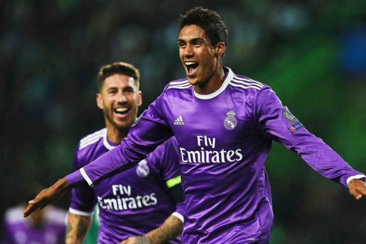 Real Madrid vence al Sporting; Borussia Dortmund golea al Legia