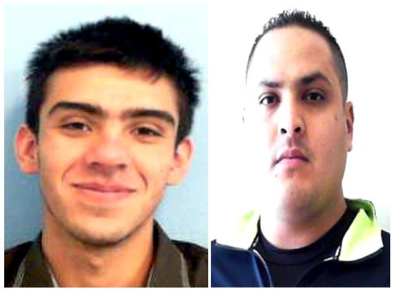 "Pablo Edwin Huerta Nuño ""El Flaquito"" - Juan Carlos Hernandez ""El Chuki"""