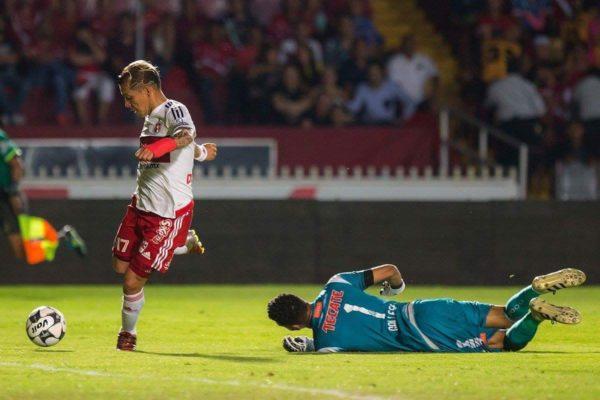 Dayro Moreno, se apunta como máximo goleador.