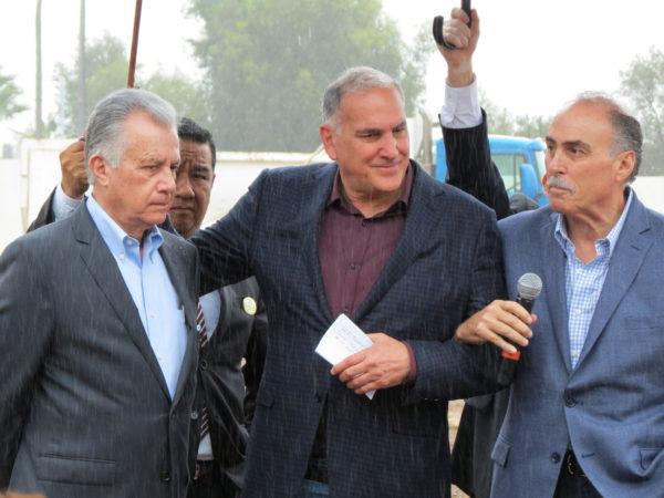 Familia Kabande, dueños de la cadena hotelera con base en Tijuana.