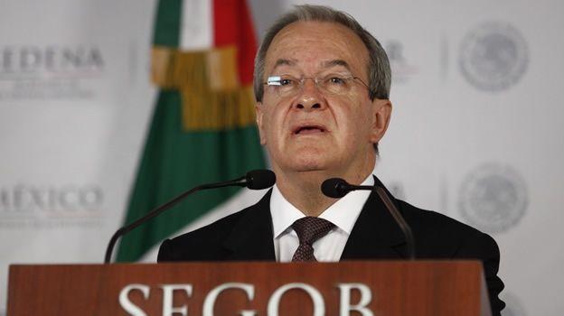 Monte Alejandro Rubido regresa a la Segob