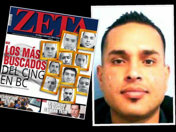 """Israel Alejandro Vázquez Vázquez """"El 50"""", se molestó porque su rostro y el de otros miembros de su grupo delictivo habían sido proporcionados a Investigaciones ZETA por la autoridad"""