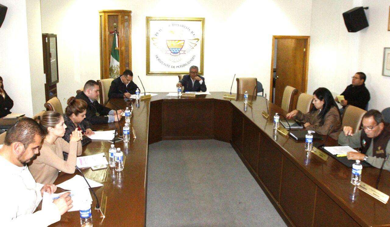 Este martes 29 de noviembre se realizó la última sesión de cabildo, varios regidores se ausentaron.
