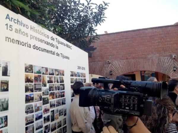 15 aniversario del archivo historico de tijuana