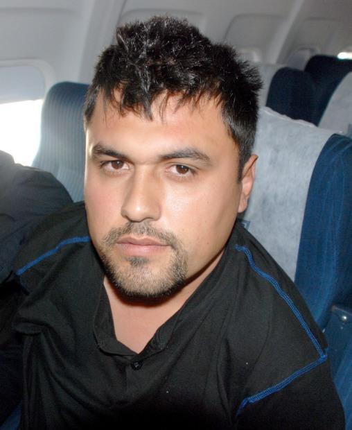 """Raydel López Uriarte, """"El Muletas"""""""