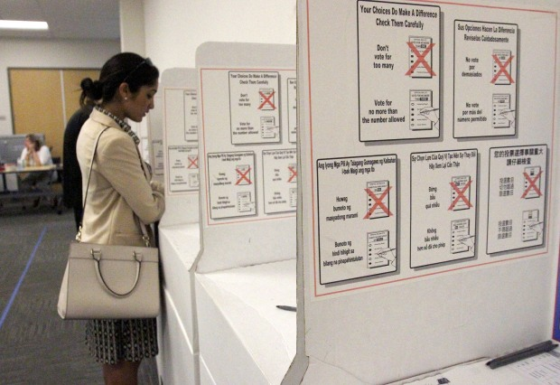 Ni el voto popular salvó a Hillary