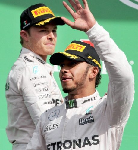 Rosberg tiene todo un abanico de chances de ser campeón