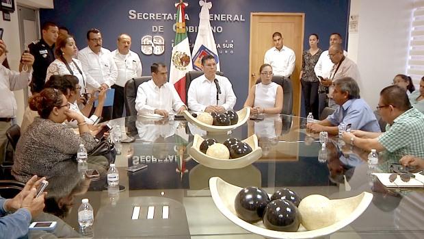 Presentan a Ismael Sigala Páez como Subsecretario de Seguridad Pública de BCS