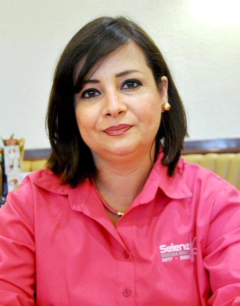 Selene Cota, aspirante a dirigir la burocracia
