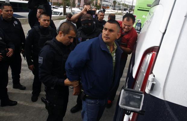 Bloqueos y choferes detenidos