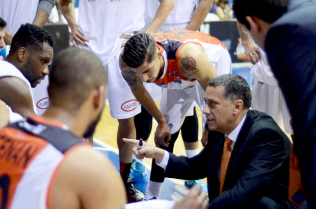 Alejandro Martínez, el coach de Soles