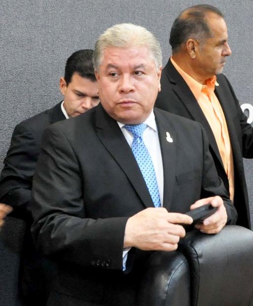 Francisco Iribe, Secretario del Ayuntamiento