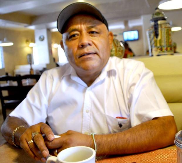 Rubén Quiñonez, alianza de transportistas