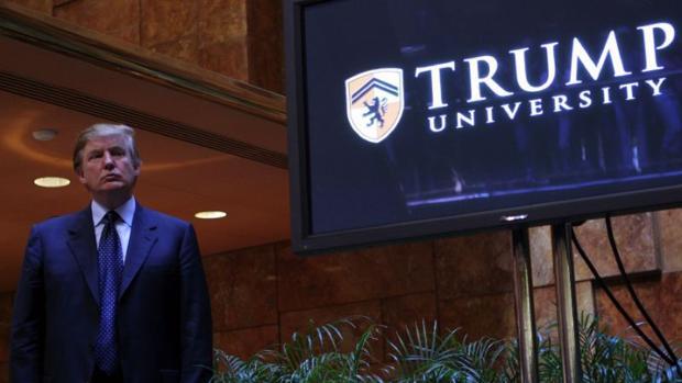 Pagará Trump 25 mdd a víctimas de estafa en su universidad