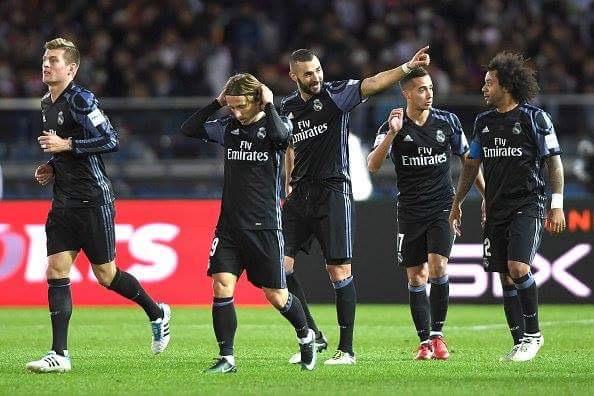 América Real Madrid