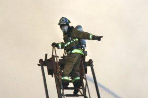 FOTO: cortesia.- Joel Felix Ubach, bombero muerto al caerse el techo