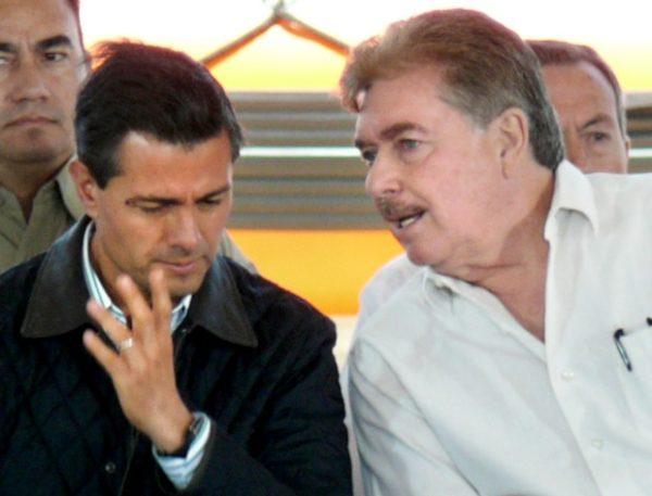 Kiko y Peña Nieto