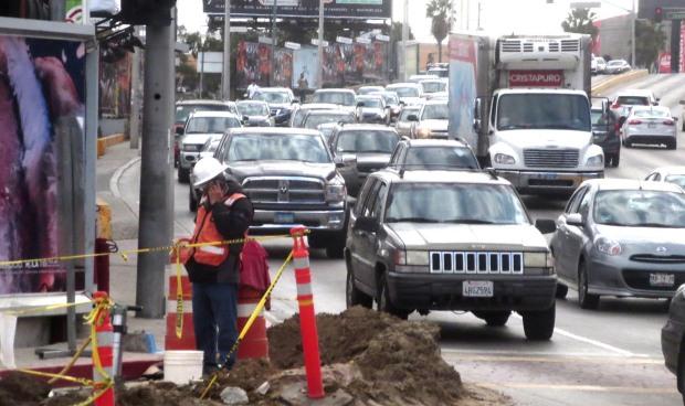 Obras aumentan accidentes de tránsito