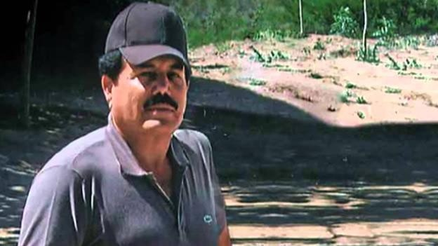 "Ismael Zambada García, alias ""El Mayo"","