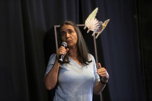 Julia Carabias gana la Medalla Belisario Domínguez