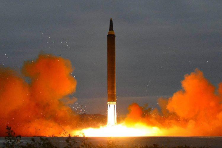 Norcorea misil intercontinental EU