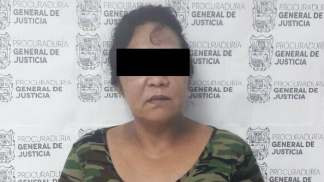 Hermana de Los Zetas