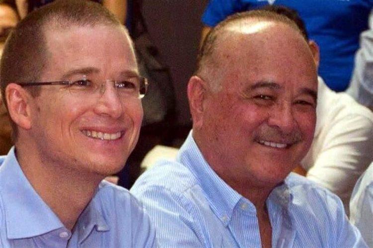 Ernesto Ruffo se suma a equipo de precampaña de Ricardo Anaya