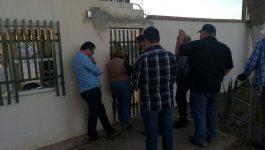 Llevan orden de desalojo contra Los Pinos, en Ensenada