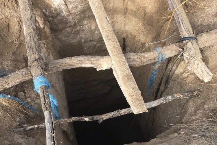 Hallan cuatro cadáveres en fosa clandestina en Ensenada