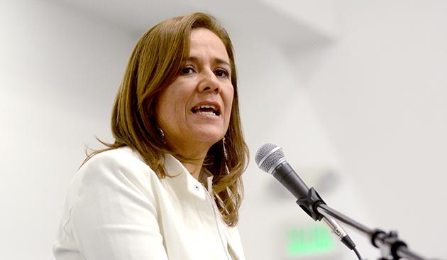 Consigue Margarita Zavala firmas requeridas por el INE en Edomex