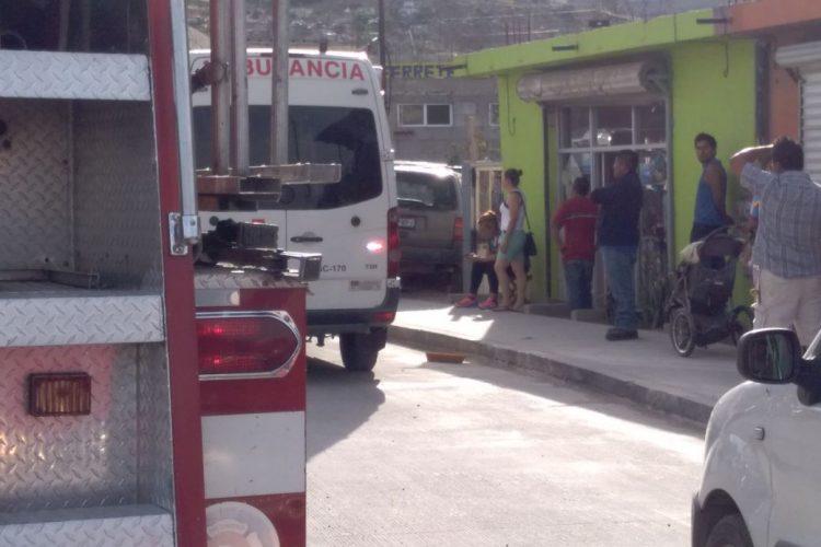 #Actualización Conductor atropella a cuatro, mueren dos infantes y una mujer
