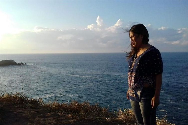 Piden justicia por Guadalupe Tapia, activista de Cherán localizada sin vida