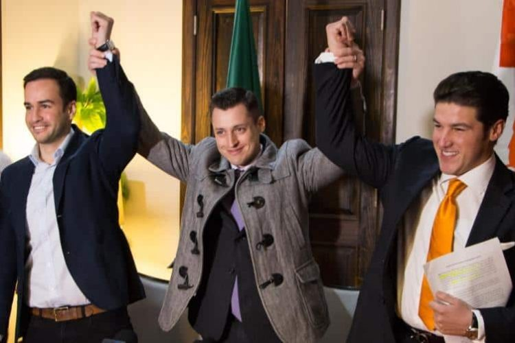 Luis Donaldo Colosio hijo se integra a la vida política