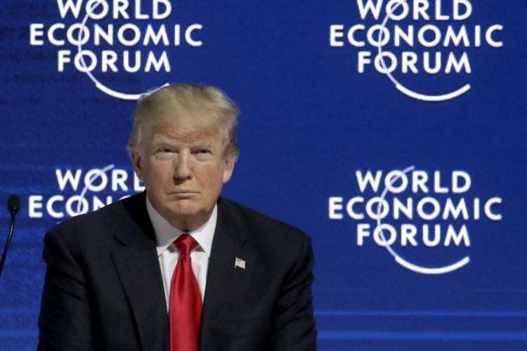 Delegados africanos planean boicotear discurso de Trump en Davos