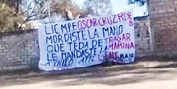 ZETA – Los mensajes del narco