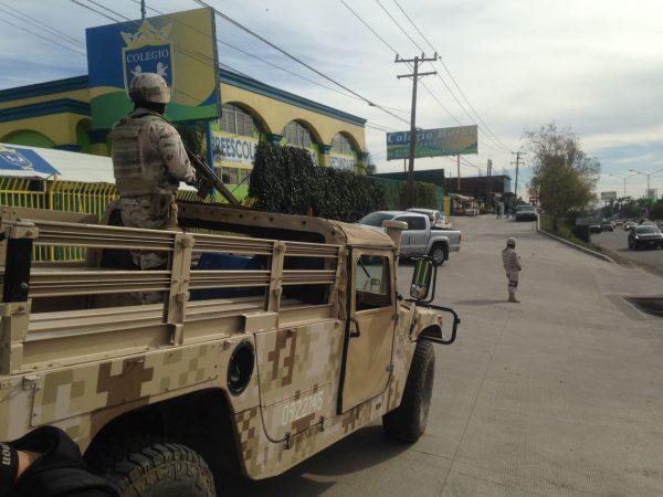 Aseguran narcolaboratorio de metanfetaminas en Rosarito, Baja California