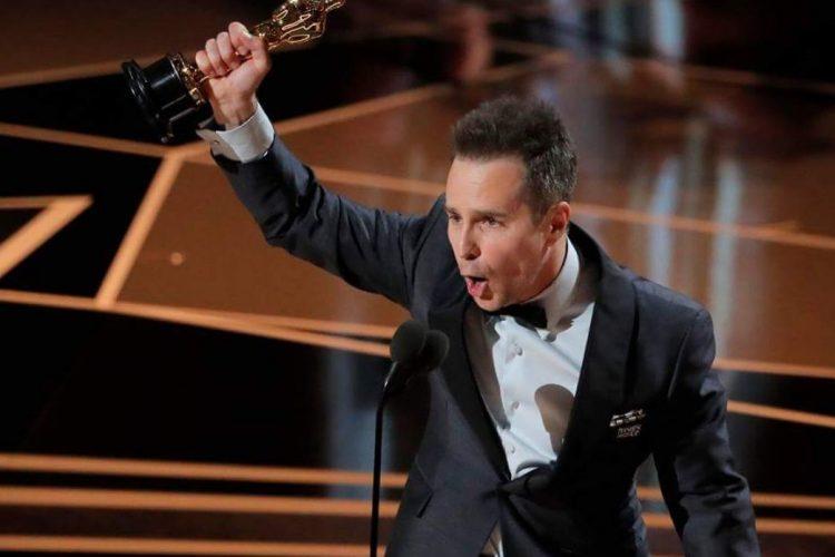Sam Rockwell gana el Oscar al Mejor Actor de Reparto