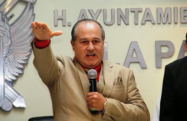 Detienen a exalcalde de La Paz por ejercicio abusivo de funciones