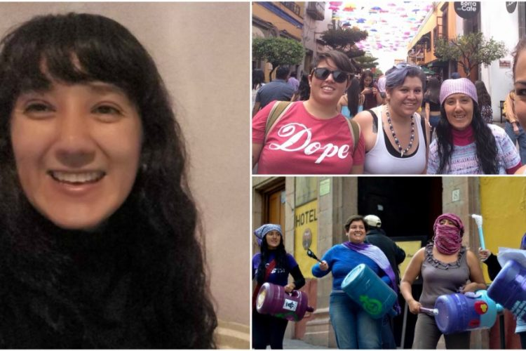 Exigen justicia por asesinato de activista en Guanajuato