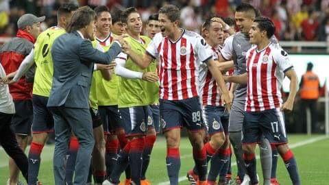 En vivo: New York Red Bulls vs Chivas de Guadalajara, Concachampions 2018