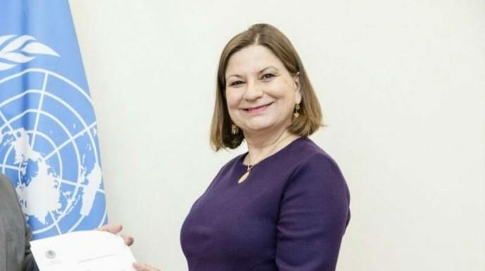Martha Bárcena, próxima embajadora en EU