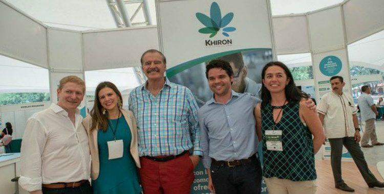 Empresa canadiense de cannabis contrata a Vicente Fox - Portal Noticias Veracruz