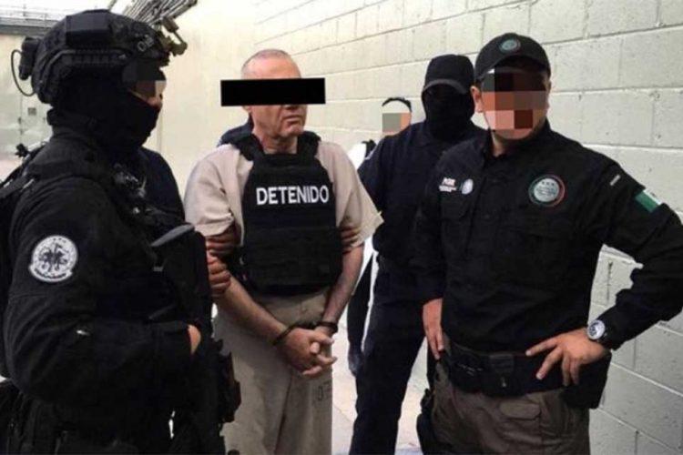 Sin definir audiencia de Dámaso López, seguirá en prisión