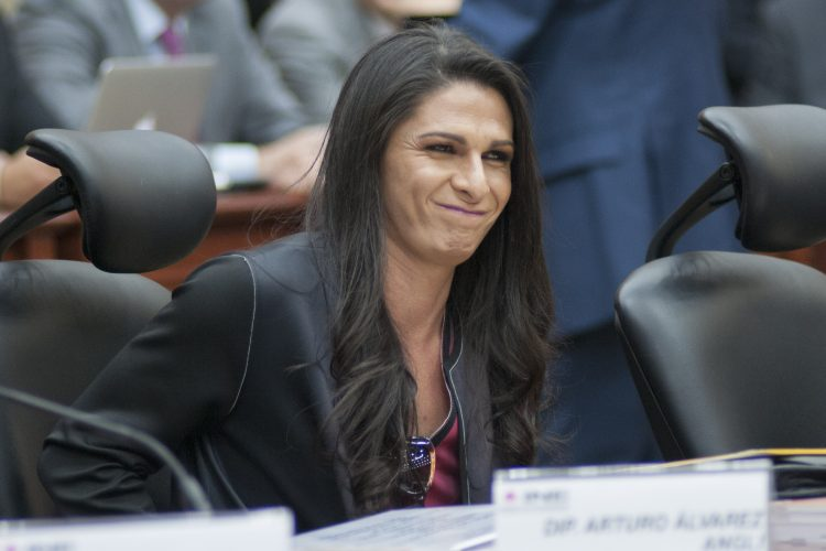 Asume Ana Gabriela Guevara como un reto su nombramiento en la Conade