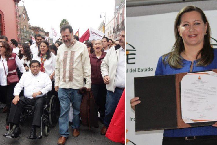 Comienza recuento de votos de la elección para gobernador en Puebla
