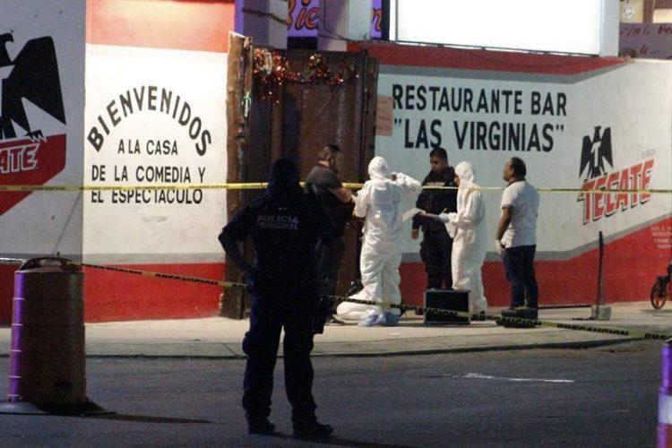 Asesinan a siete en bar en Playa del Carmen