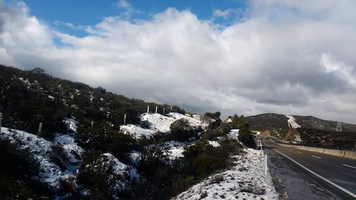 Resultado de imagen para pronostican bajas temperaturas en baja california