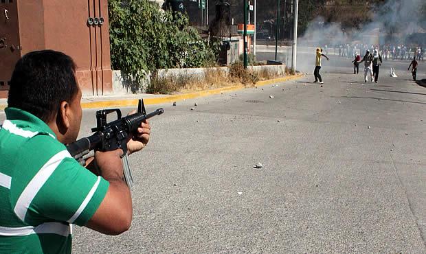 Multan a Heckler & Koch por exportación ilegal de rifles a México