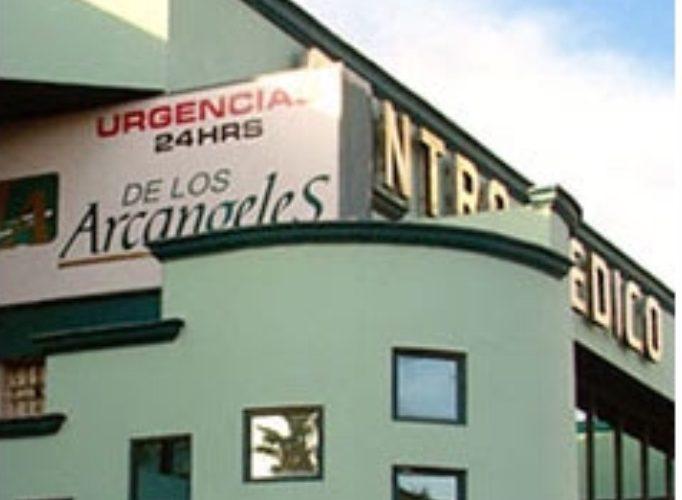Resultado de imagen para hospital de los arcangeles, en colonia guanajuato en tijuana